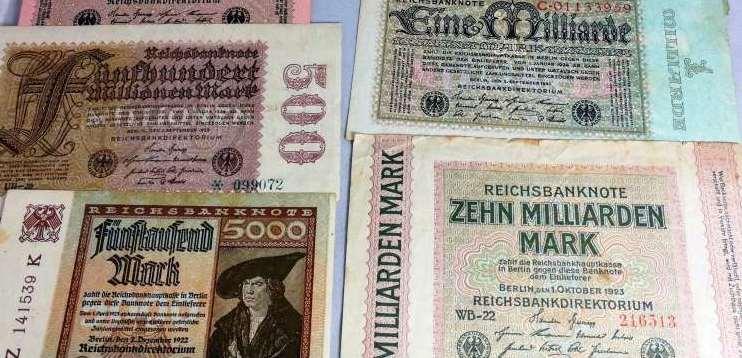 Fiat Geld